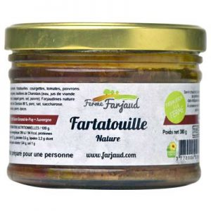 fartatouille nature ou merguez