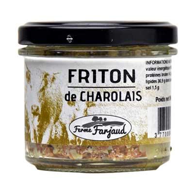 friton de charolais 90 g