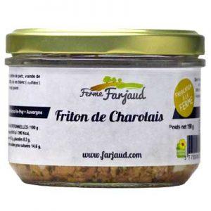 friton de charolais