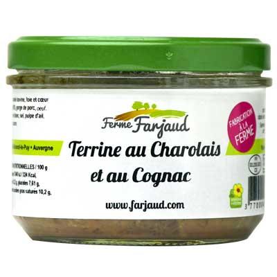 terrine de charolais au cognac